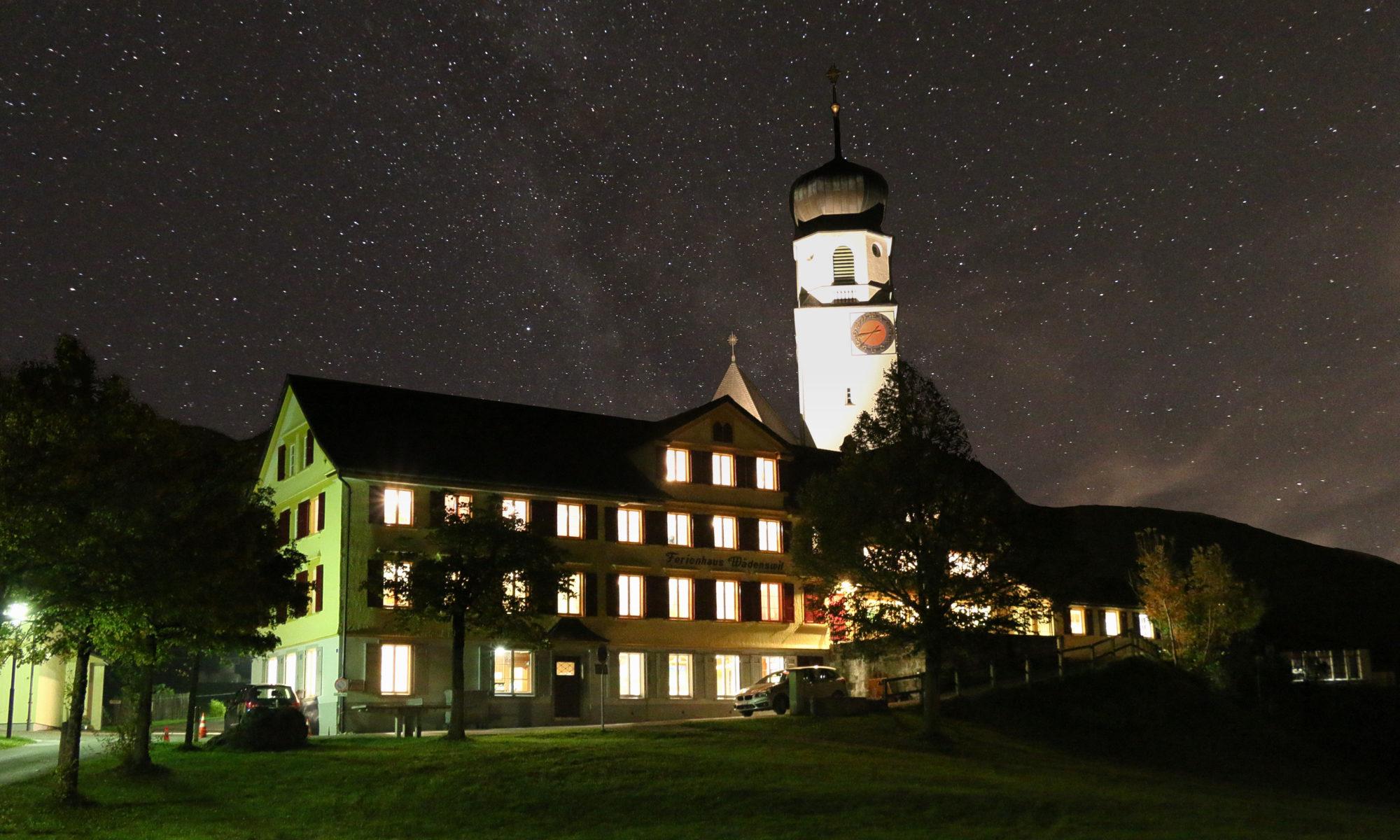 Ferienhaus Wädenswil